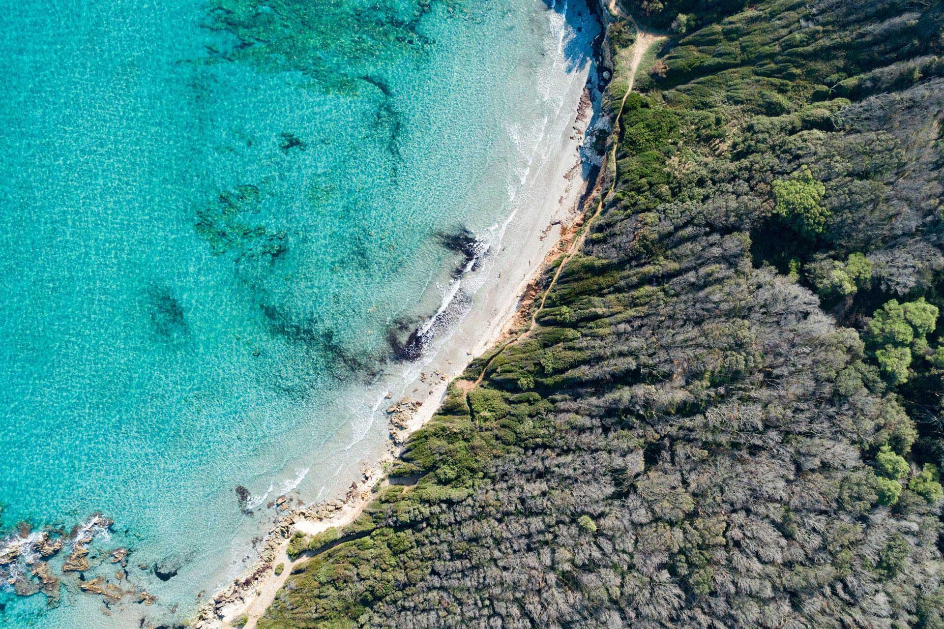 Baia dei Turchi a Otranto