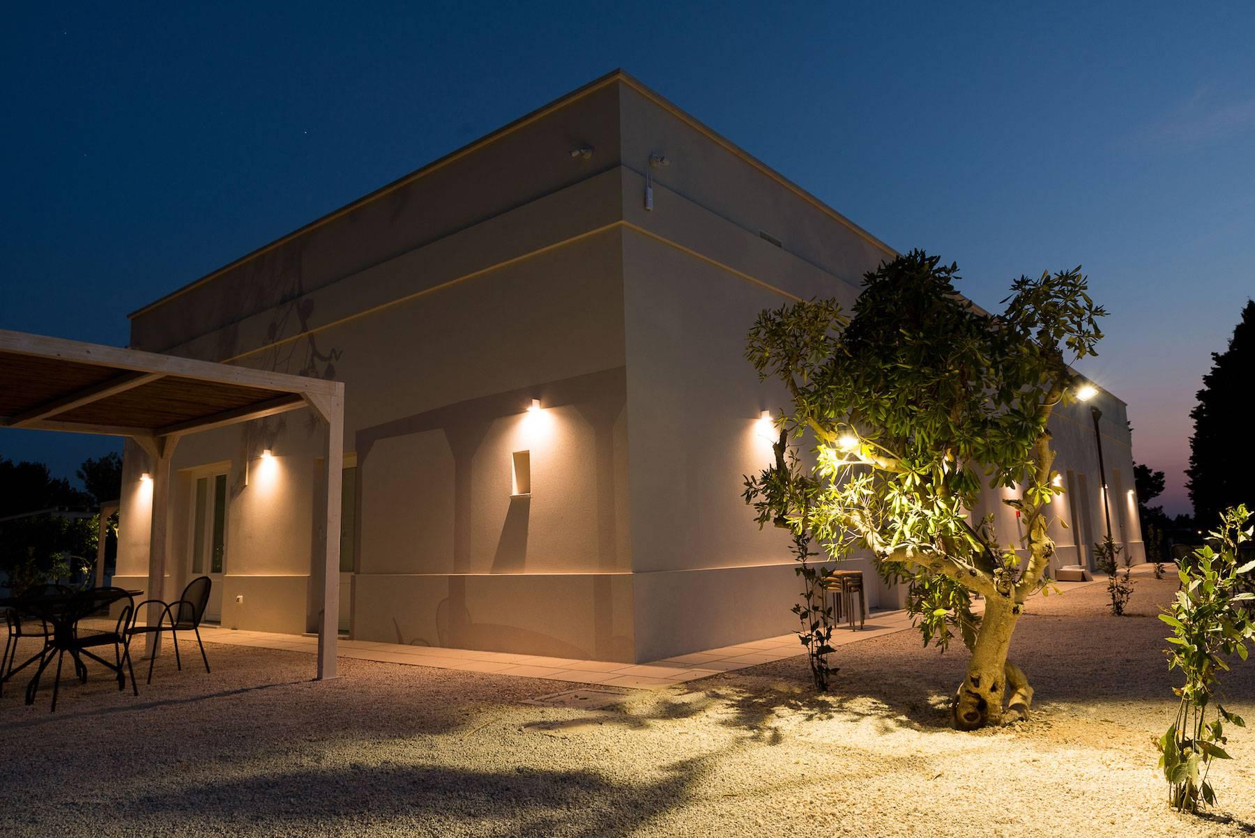 Masseria Mongiò a Baia dei Turchi, Otranto