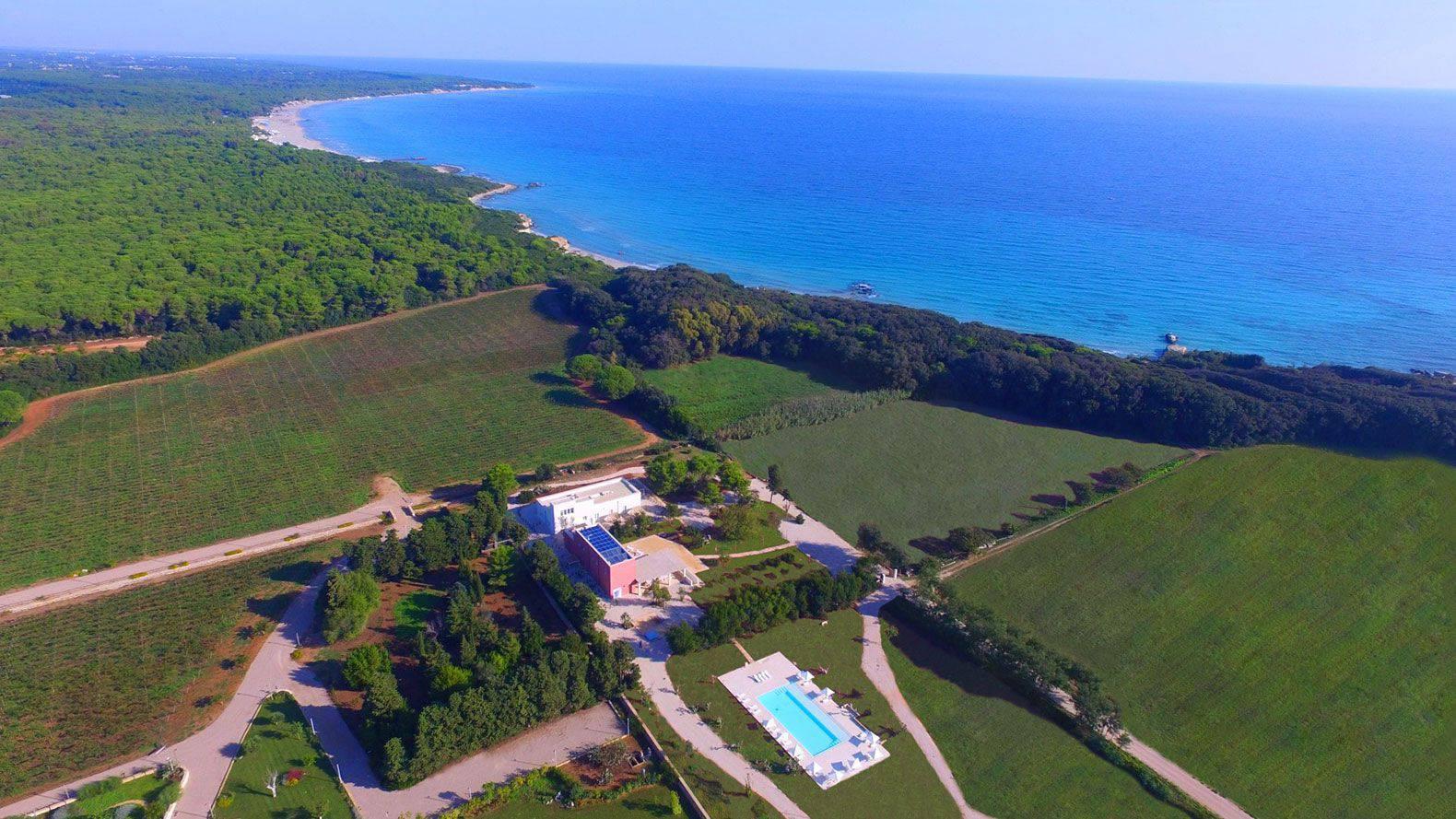 Masseria Mongiò Baia dei Turchi Otranto