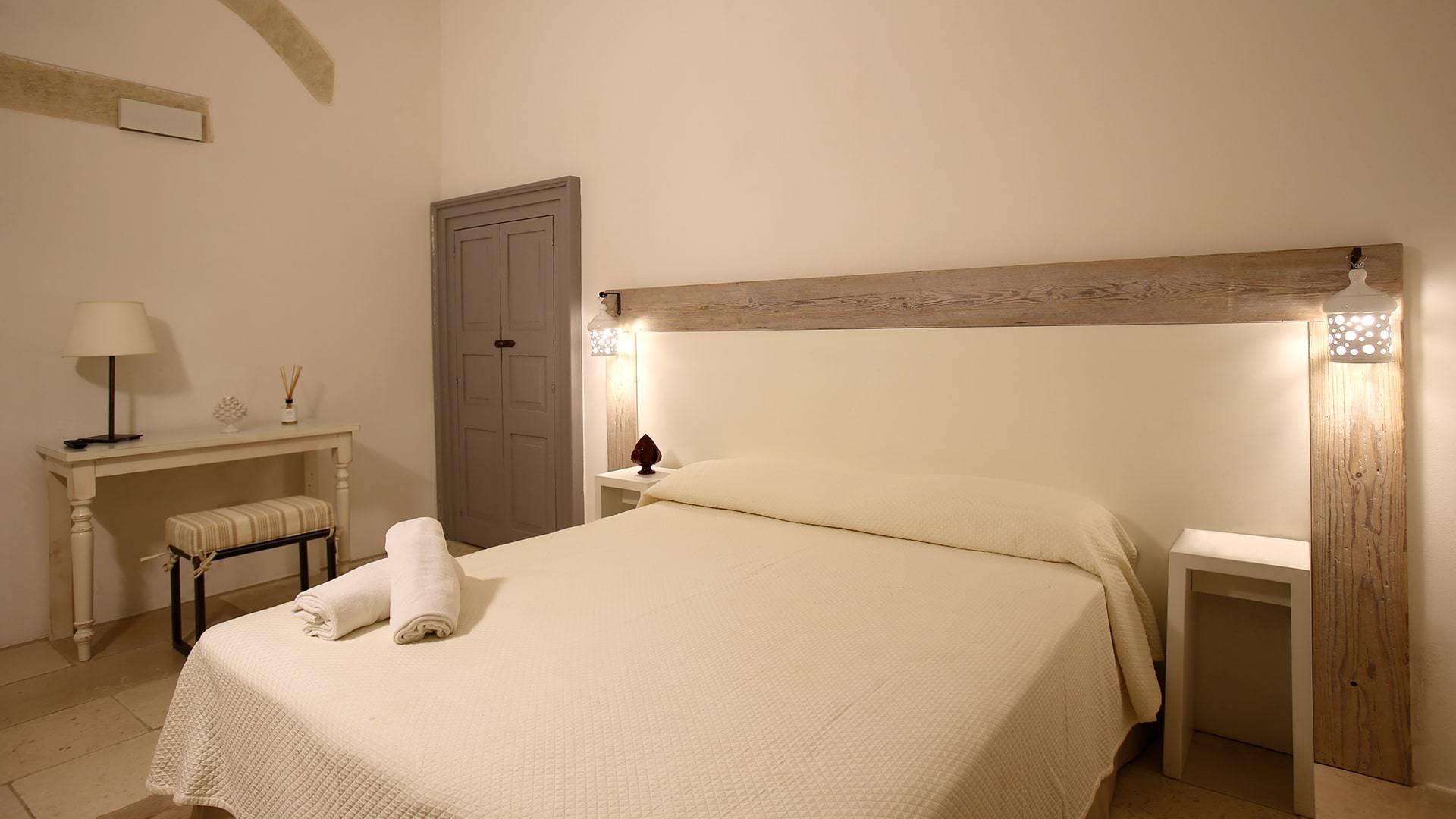 Masseria Mongiò: suite Acmet