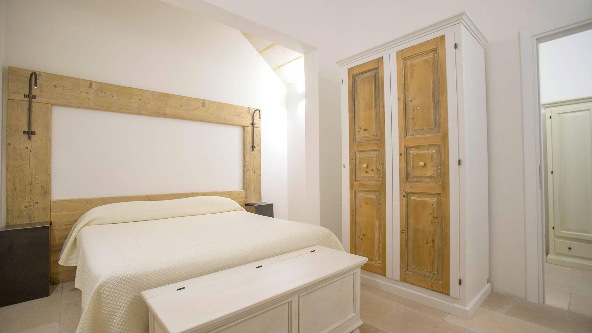 Masseria Mongiò: suite Alimini