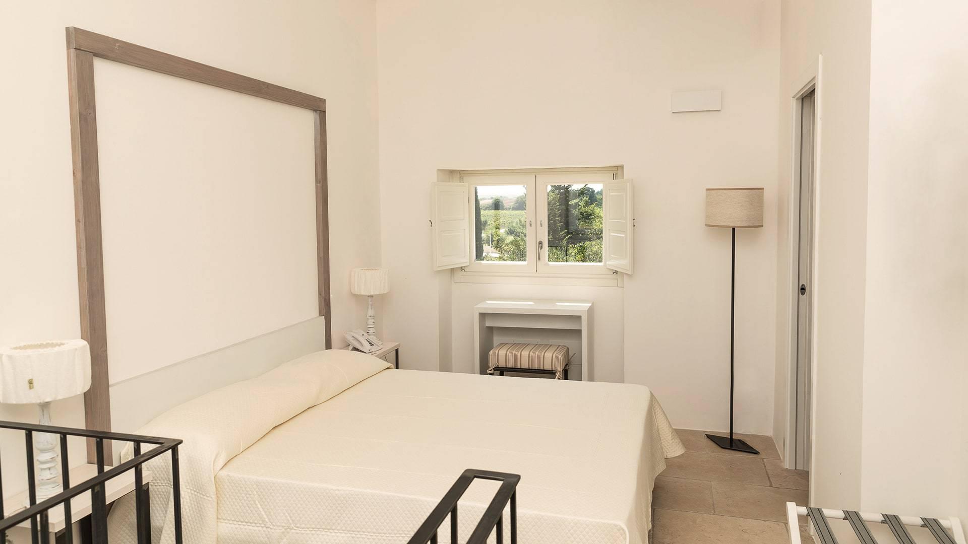 Masseria Mongiò: suite Negroamaro