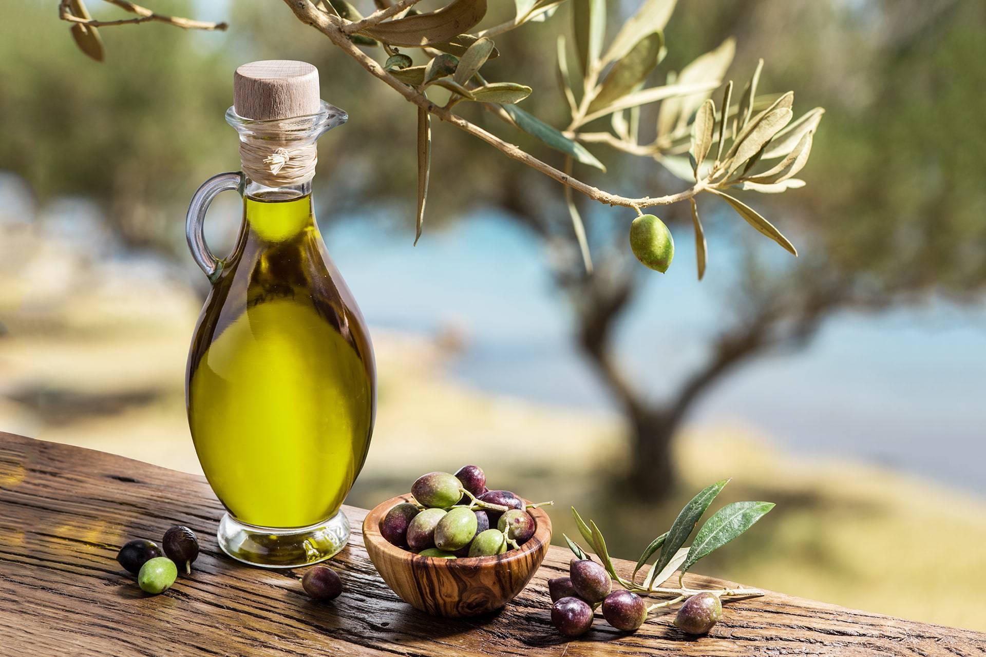 Olio extra vergine d'oliva Puglia